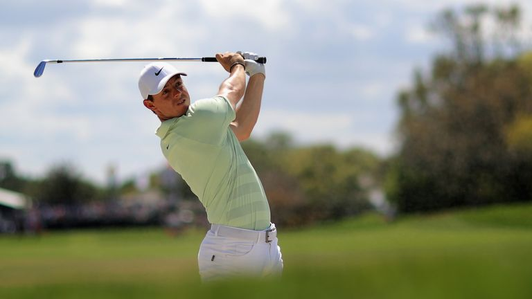 McIlroy is already looking ahead to Augusta National