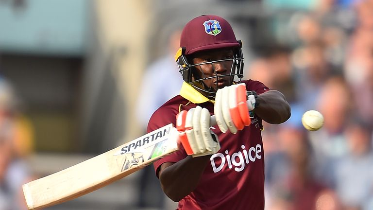Rovman Powell's maiden ODI hundred for the Windies helped them qualify for the Super Sixes