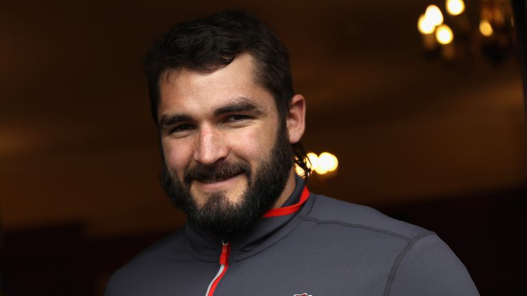 Don Armand is happy to play anywhere across the back row
