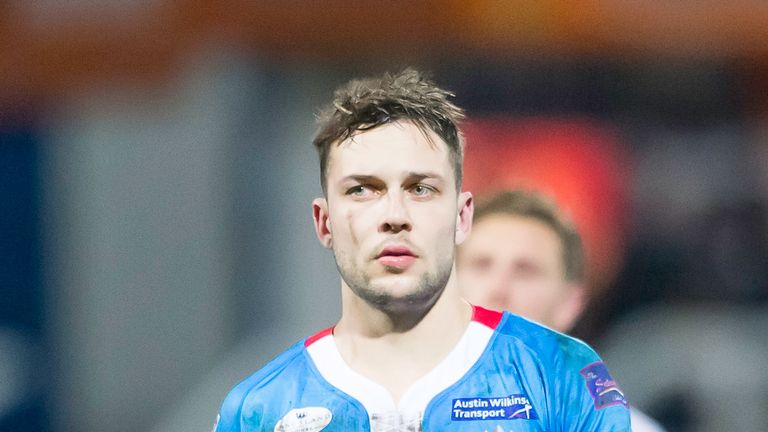 Gareth O'Brien has left Salford for Championship side Toronto