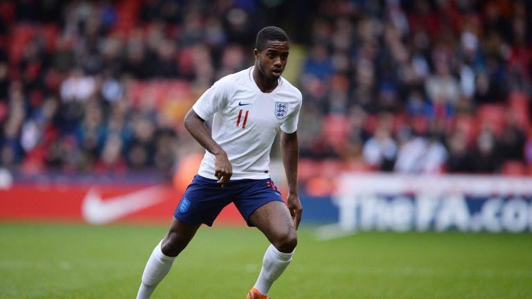 Ryan Sessegnon has already featured for England's U21s