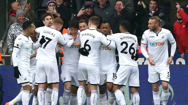 Swansea City Fixtures Sky Bet Championship 2018 19 Football News