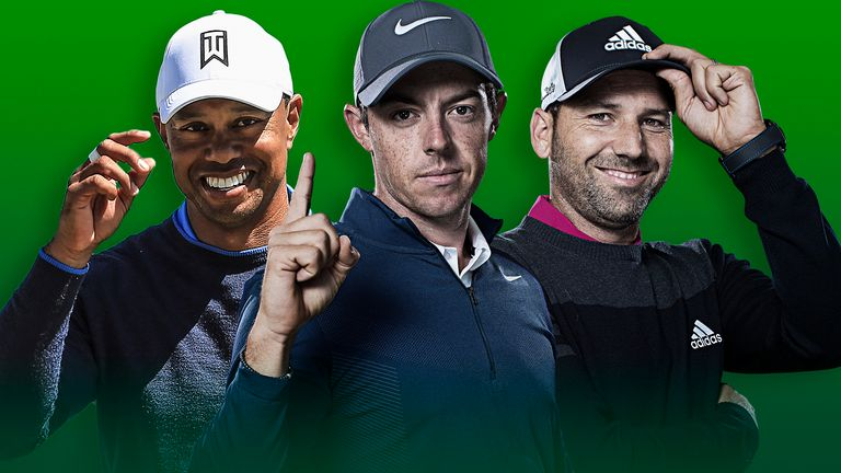Can McIlroy win the Masters for the first time?