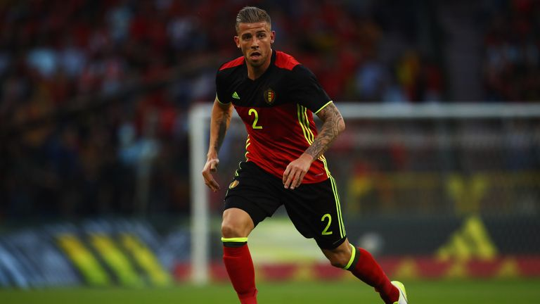 Alderweireld is expected to play for Belgium at this summer's World Cup