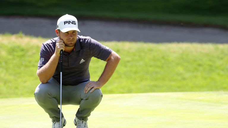 Tyrrell Hatton just missed out on the play-off