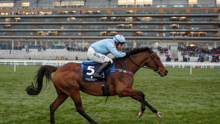 Paul Townend Riding Un De Sceaux
