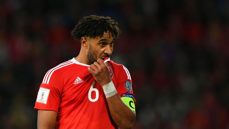 Ashley Williams denies Wales hold a grudge against the Rep of Ireland