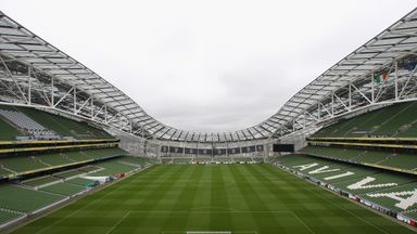 The Aviva Stadium could be a World Cup venue in 2030