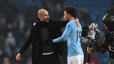 fifa live scores - Leroy Sane backed by Pep Guardiola after Toni Kroos criticism