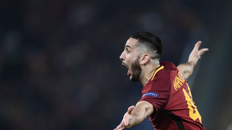 Kostas Manolas could be on his way to the Premier League