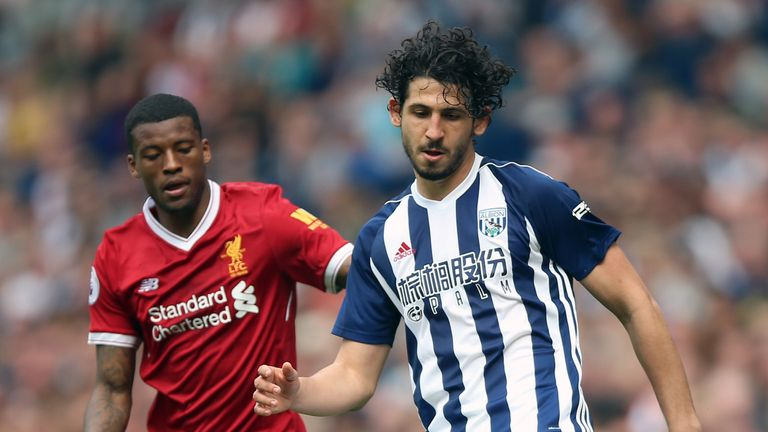 Ahmed Hegazi will not be punished for his clash with Danny Ings