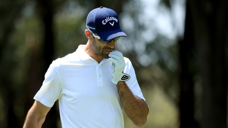 Quiros birdied the final two holes to keep the pressure on the leader
