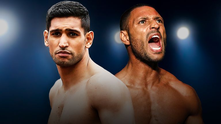 Amir Khan and Kell Brook have endured difficult spells in their careers