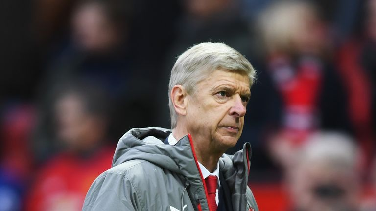 Arsene Wenger will step down as Arsenal boss at the end of the season
