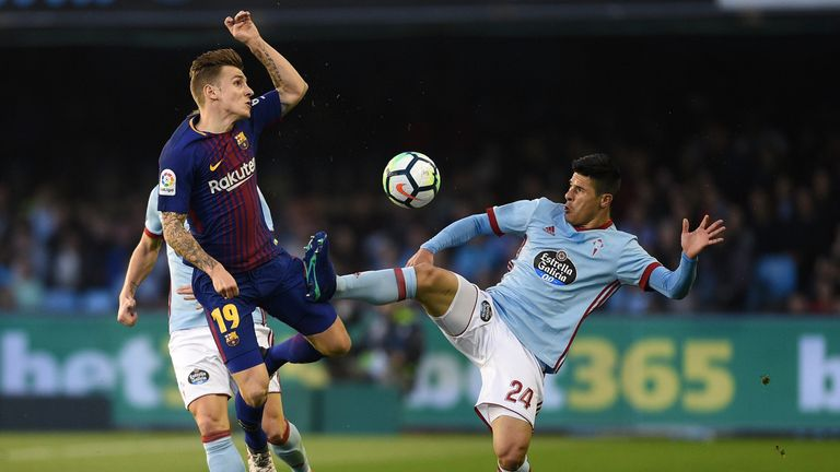Lucas Digne could be on the move this summer