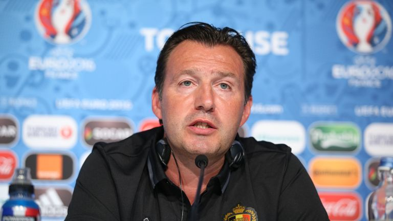 Wilmots was sacked as Belgium head coach following the Euro 2016 quarter-final defeat to Wales