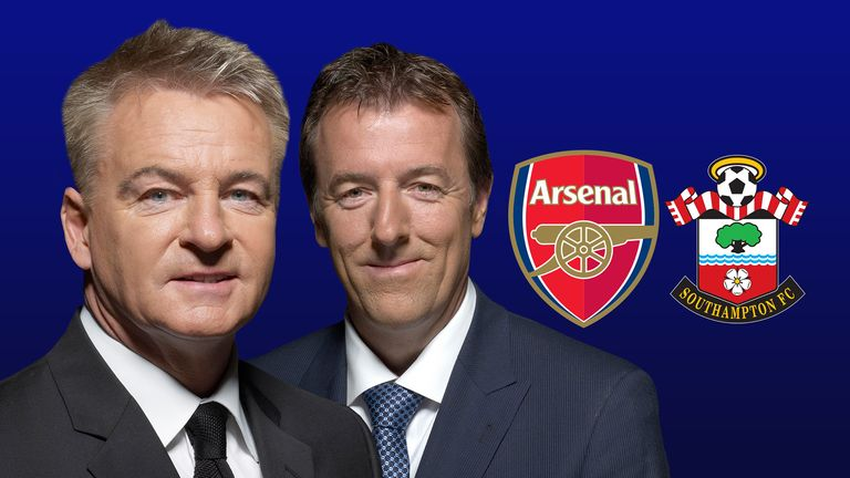 Charlie Nicholas and Matt Le Tissier's former clubs clash on Super Sunday