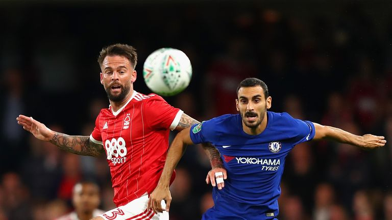 Danny Fox has committed himself to Nottingham Forest for another year