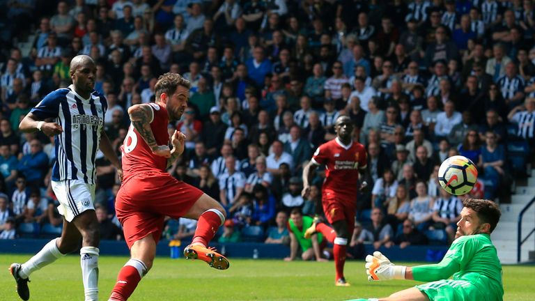 Danny Ings ended a wait of more than two years for a senior Liverpool goal on Saturday