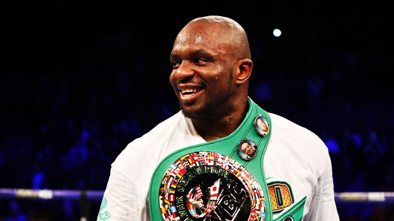 Dillian Whyte defeated Lucas Browne in March