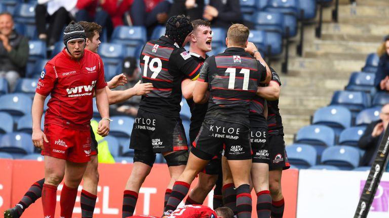 Edinburgh will hope to be celebrating at Murrayfield on Saturday