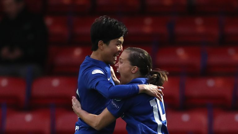 Chelsea duo Fran Kirby and So-Yun Ji have been nominated for the Women's Player of the Year award