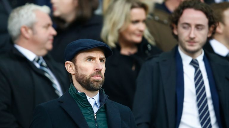 England coach Gareth Southgate has  played down the difference a winter break could make