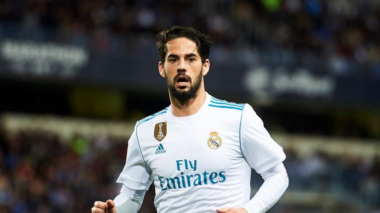 Real Madrid midfielder Isco leaves hospital after surgery