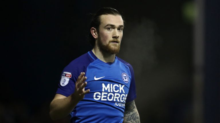 Jack Marriott has joined Frank Lampard's set-up at Derby