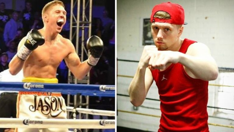 Jason Quigley is now based in Sheffield after three years in the United States