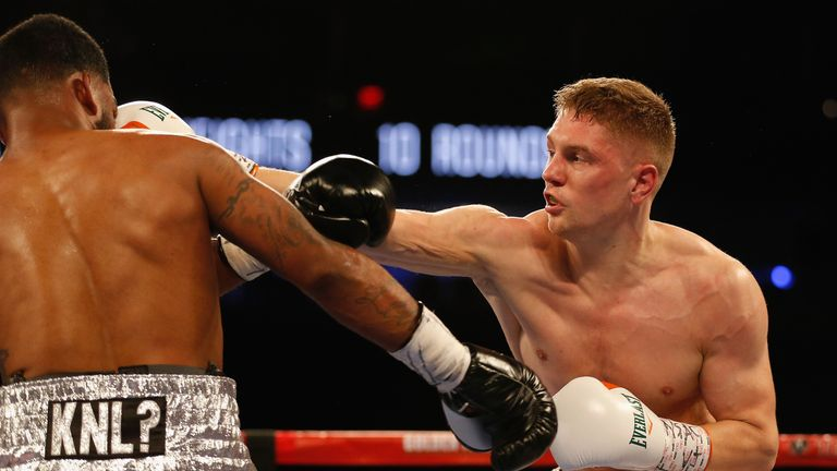 Quigley turned professional in 2014 after a year as a Sky Sports Scholar