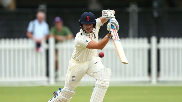 Ramprakash says it is up to young players like Joe Clarke to put pressure on England's Test batsmen