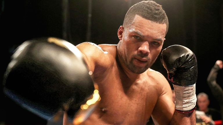 Joe Joyce is preparing to face Lenroy Thomas for the Commonwealth strap