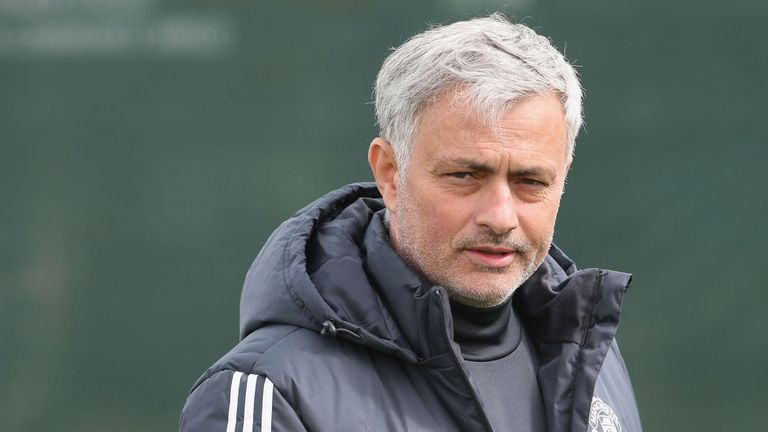Jose Mourinho says he is open to an extended stay at Manchester United