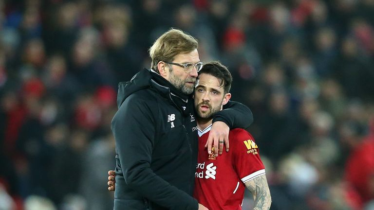 Jurgen Klopp has backed Danny Ings to keep scoring now he is fully fit
