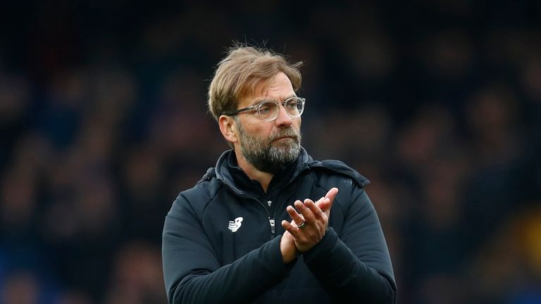 Jurgen Klopp's side have drawn Roma in the Champions League semi-finals