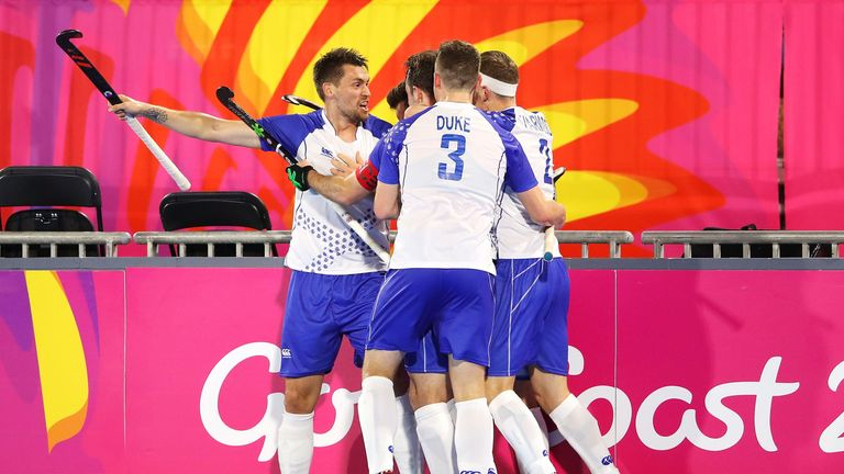 Scotland are among the smaller hockey-playing nations who get the chance to tackle the world's best teams at the Commonwealths