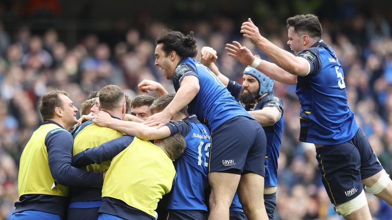 Leinster have been the best side in Europe so far this season