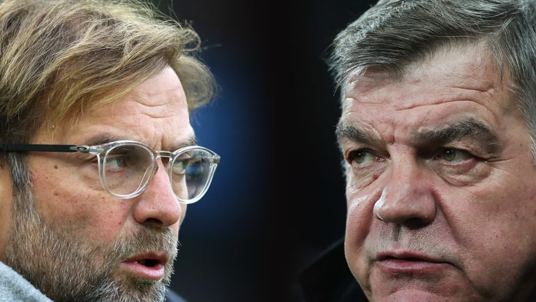 Watch the Merseyside derby between Everton v Liverpool live on Sky Sports Premier League