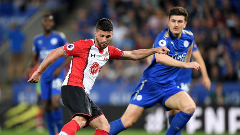 Shane Long came closest to scoring for Southampton on Thursday night