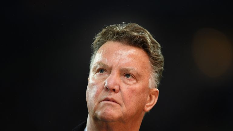 Louis van Gaal has not managed since leaving Manchester United in 2016