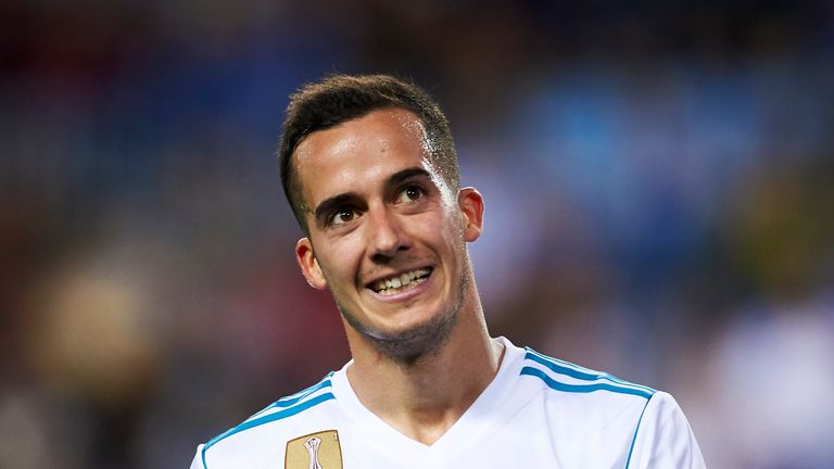 Lucas Vazquez has impressed for Real Madrid since the turn of the year