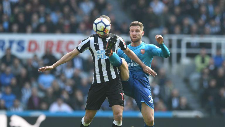Arsene Wenger says tiredness caused Shkodran Mustafi's errors