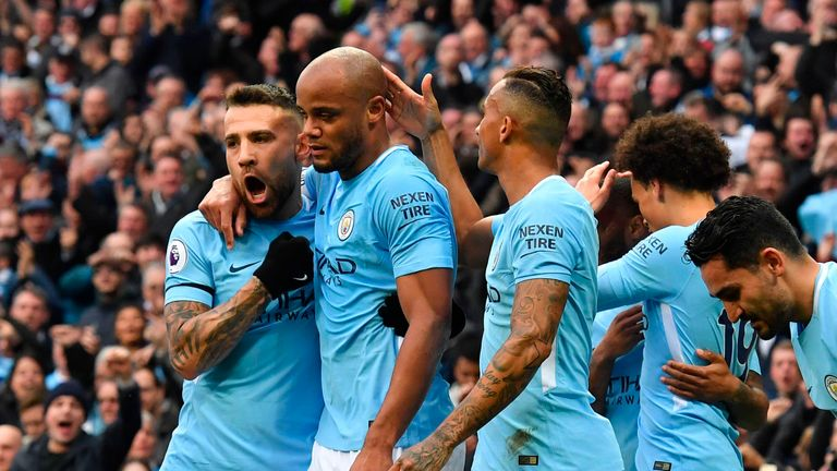 After squandering a two-goal lead over Man Utd, the earliest date Man City can confirm the title is April 15