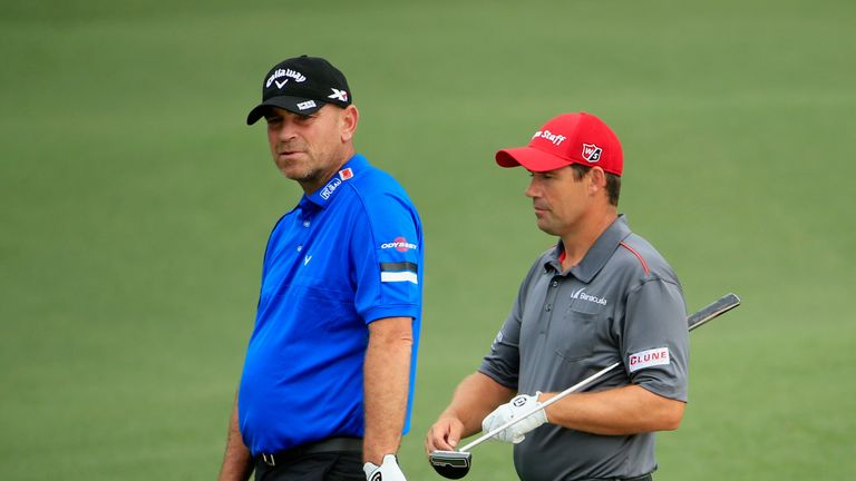 Bjorn believes Harrington is the ideal choice to lead Europe in the USA