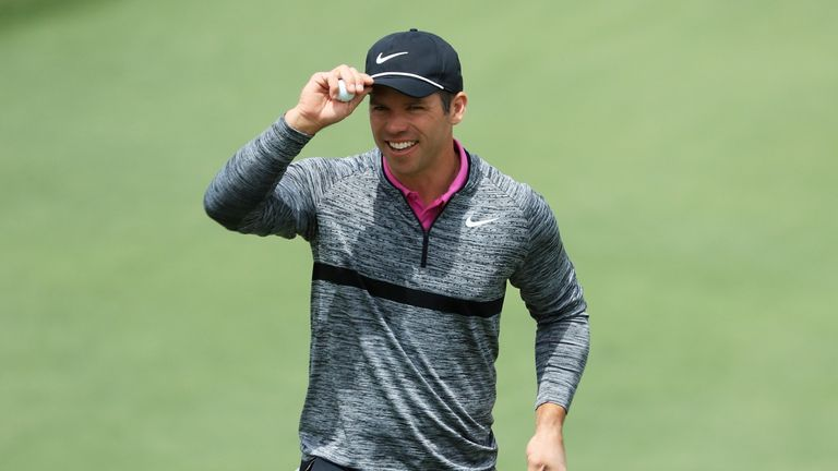 Paul Casey will also feature in the event