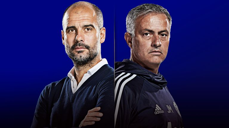 Can Jose Mourinho's Manchester United close the gap on Pep Guardiola's City this season