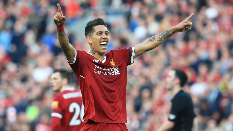 Roberto Firmino is expected to return to the starting XI for Liverpool on Tuesday