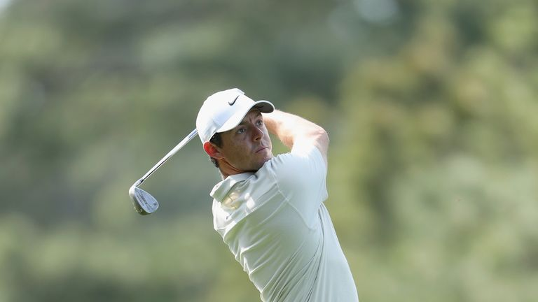Rory McIlroy can benefit from the majority of the attention being on Tiger Woods
