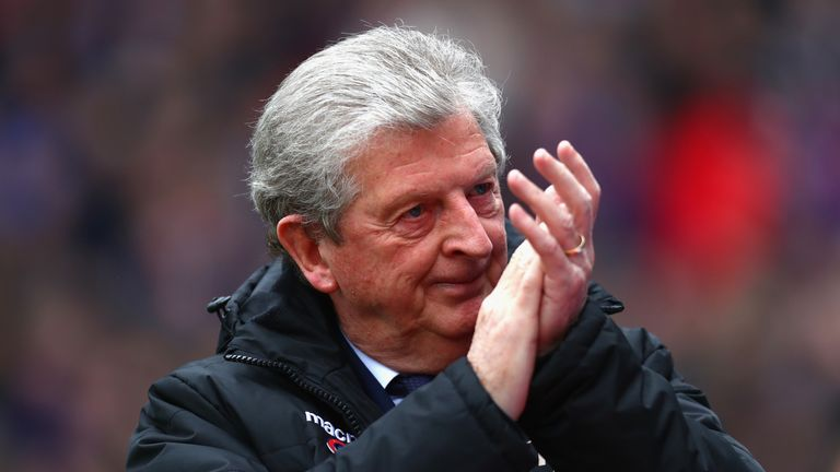 Crystal Palace could secure a top-10 finish with victory over West Brom on Sunday